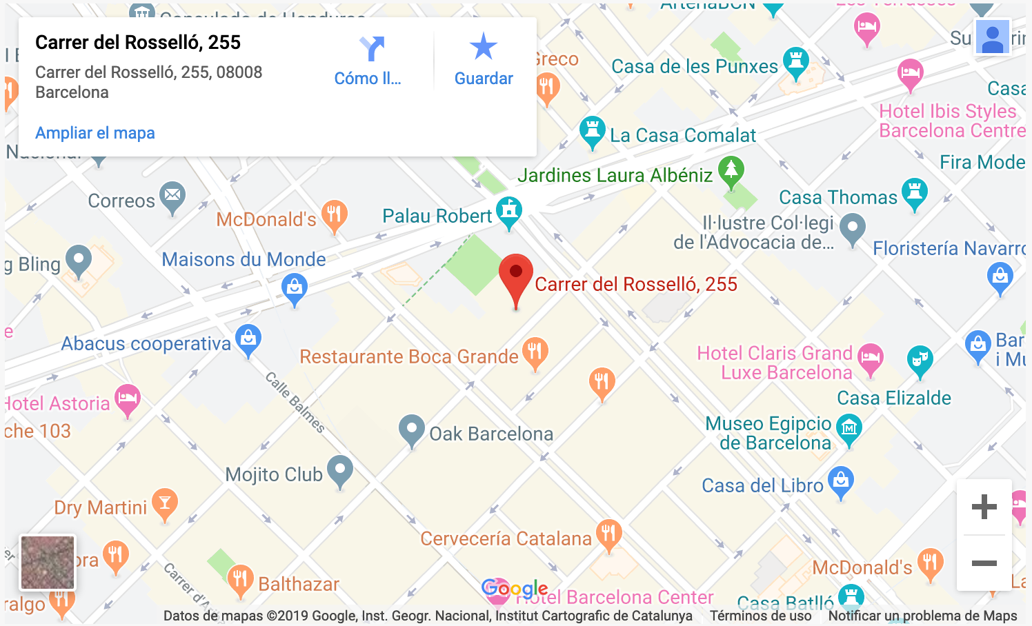 Hospital Clinic Barcelona Mapa.Home Vivo Cocktail Tapas Restaurant