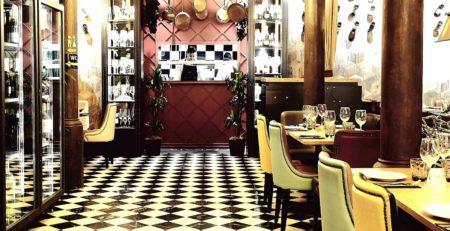 restaurante lounge barcelona