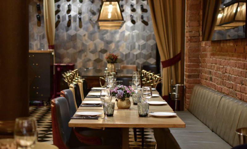 restaurante romantico en barcelona