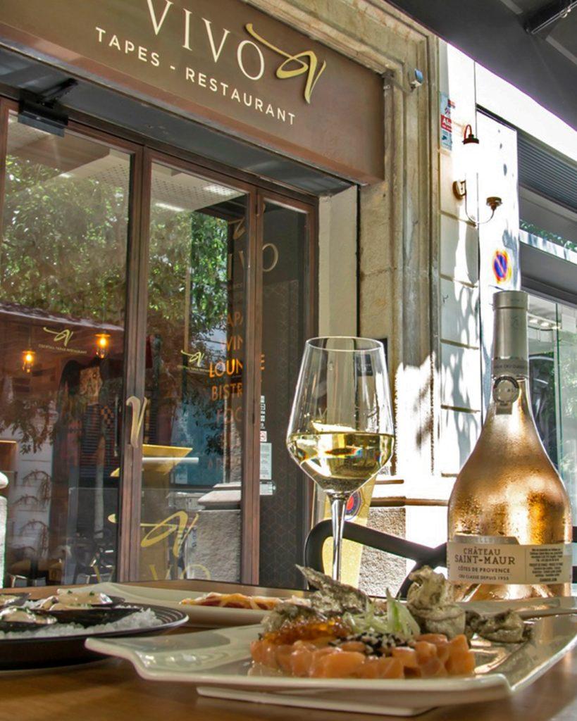 restaurante de tapas barcelona